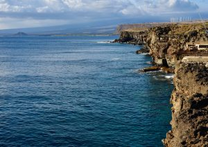 Pictures of South Point, Hawaii.