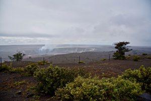 Kīlauea Volcano Crater