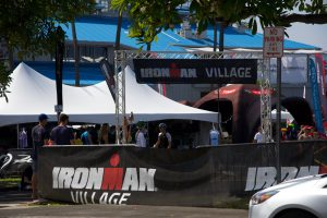 Ironman Competition in Kona, HI.