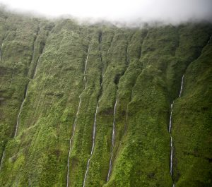 Kauai helicopter tour from Blue Hawaiin Helicopters